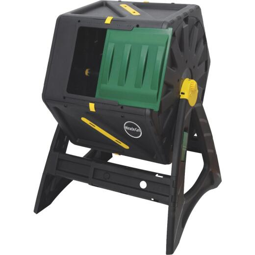 Miracle-Gro Dual Chamber Tumbling Composter (28-Gallon)